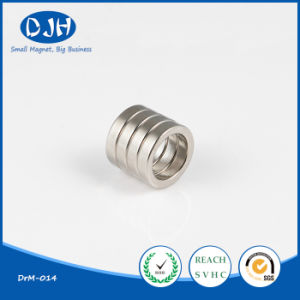 Rare Earth Sintered Permanent Ring NdFeB Magnet for Motor Generator pictures & photos