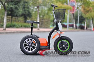 Hot Selling 2016 New Made Seats Burshless Motor Electric Mobility Scooter pictures & photos
