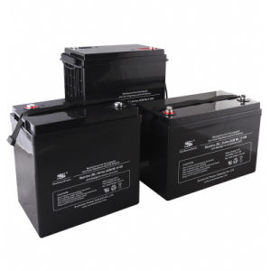 Sunstone Gel Battery Manufacturer Mlg12-250 (12V250AH) Deep Cycle Battery Solar Gel Battery pictures & photos
