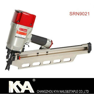 (SRN9021) Pneumatic Framing Nailer for 21 Degree Plastic Collated Framing Nails pictures & photos