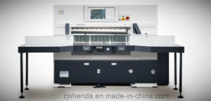 Hydraulic Paper Cutting Machine (SQZ-115CTN KD) pictures & photos