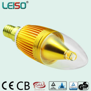 CREE Chip E14/B15 LED Candle Bulb (LS-B305) pictures & photos