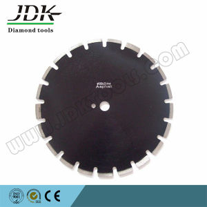 400mm Laser Welding Diamond Saw Blade for Asphalt pictures & photos