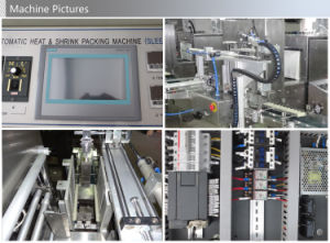 Automatic Sleeve Sealer and Shrink Wrapper pictures & photos