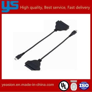 China Manufacture SATA Cable for Computer