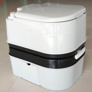 12L 20L 24L Plastic Portable Toilet Outdoor Mobile Toilet pictures & photos