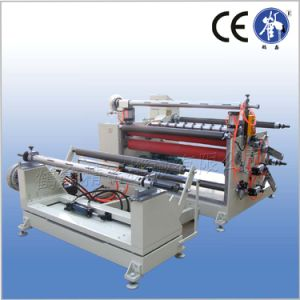 Hx-1300fq PVC Film Slitter Cutting Machine pictures & photos