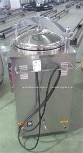 Bluestone Electric Autoclave Working of Vertical Autoclave pictures & photos
