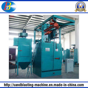 Shot Peen Blast Blasting Machine (Q376) pictures & photos