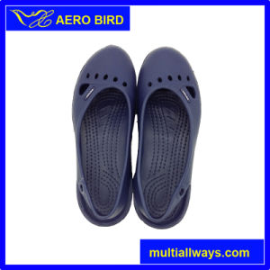 Outdoor Summer EVA Injection Girls Sandal Slipper Shoes pictures & photos