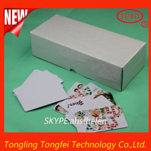 PVC Inkjet Printing Plastic Blank Card 2016 pictures & photos