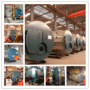 Steam Boiler Gas Fired pictures & photos