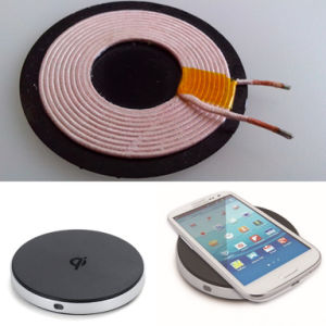 Magnet Inductive Charging Coil for Wireless Charger pictures & photos