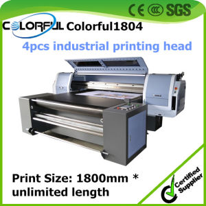 Mass Production Industrial Inkjet Printer for Cotton, Flax, Wool pictures & photos