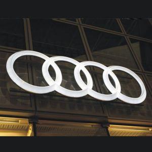 3D Molded Signs LED Backlit Logo Dealership Auto Logo pictures & photos
