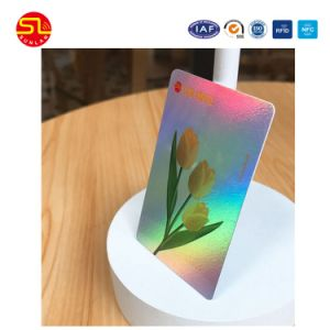 Low Cost Contactless Smart Mf Classic 1k RFID Card/ M1 S50 Card/Ntag 213/215/216/Icode Sli Card//DESFire EV1 2k/4k/8k Smart Card/NFC Card (Free samples) pictures & photos