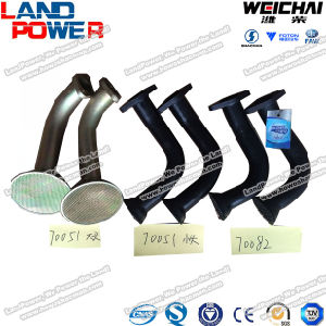 Weichai Engine Oil Suction Pipe pictures & photos