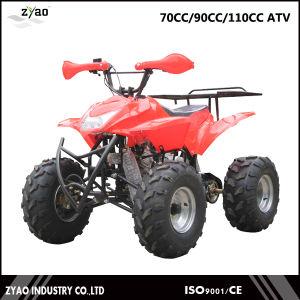 70cc/90cc/110cc Kids Mini Quad ATV 4 Wheel Gasoline Bike ATV Factory China pictures & photos