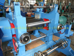 Two Roll Mix Mill Machine pictures & photos