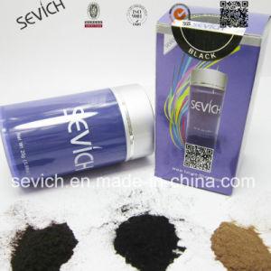 Refill Bag OEM Extension Wax Hair Building Fiber pictures & photos