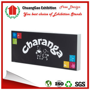 Exhibition Stand with Tension Fabric Frame Display Booth pictures & photos