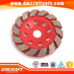 Turbo Cup Diamond Grinding Wheel for Stone and Concrete pictures & photos