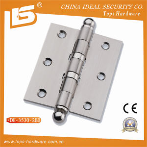 Stainless Steel Bearing Door Hinge (DH-3530-2BB) pictures & photos