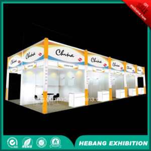 Hb-L0008 3X3 Aluminum Exhibition Booth pictures & photos
