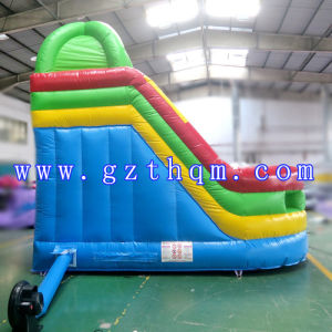 Creative Inflatable Bouncer House for Kids / Fire Retardant Inflatable Children Bouncy Castle pictures & photos