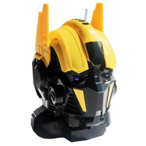 Hy-T34 New Style Plastic Bluetooth Mini Portable Loud Speaker