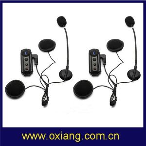 Motorcycle Bluetooth Intercom Helmet Headset pictures & photos