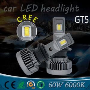 Factory Super Brightness LED Headlight Bulb H7 3800 Lumen H11 H4 for LED Bar Light pictures & photos