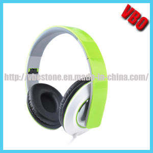 Hot Sale Stereo DJ Headphone (VB-2089D) pictures & photos