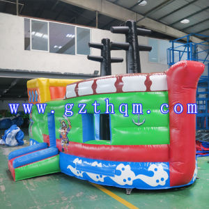 Children′s Paradise Inflatable Pirate Ship pictures & photos