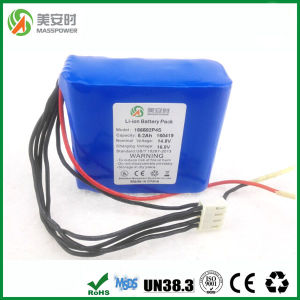 Shenzhen Battery Factory 14.8V 5200mAh pictures & photos