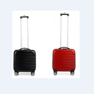 17 Inch Trolley Luggage with Wheels Taken in Airplane pictures & photos