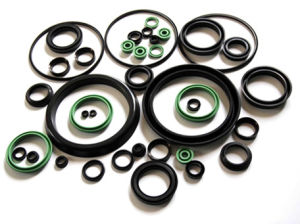Rubber Part for Automobile and Hydraulic Industry with SGS RoHS Reach