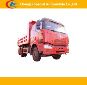 Faw 6*4 Tipper Truck Heavy Duty Dump Truck pictures & photos