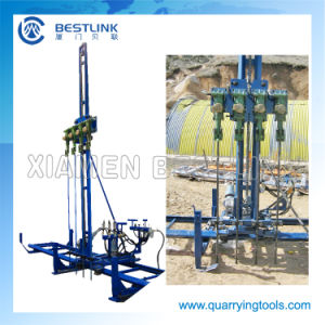 Pneumatic Mobile Rock Drill for Vertical & Horizontal pictures & photos