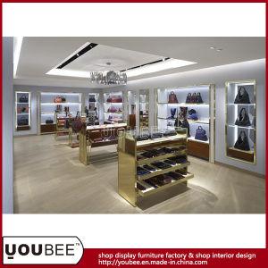 Custom Handbag Shop Fittings, Retail Store Handbag Display Fixtures/Stand/Shelving pictures & photos