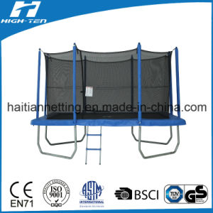 High-Quality Rectangle Trampoline Safetynet pictures & photos