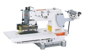 33 Needle Single Elastic Shirring Multi-Needle Sewing Machine pictures & photos