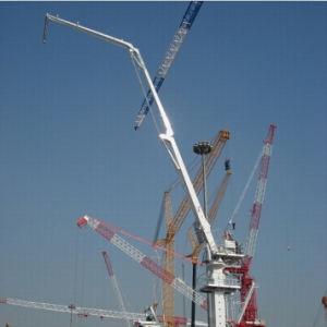 New Brand Concrete Machine Placing Radius 28m (PB28A)