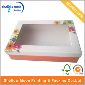 Custom Full Color Printing Display Box with PVC Window (AZ122541) pictures & photos