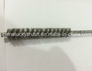 Stainless Steel Wire Tube or Polishing Brush with Screw (YY-594) pictures & photos