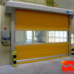 High Frequent Using Production Line High Speed PVC Door (HF-K344) pictures & photos