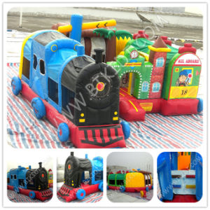 Inflatable Obstacle, Giant Inflatable Obstacle, Thomas Train Inflatable Toys pictures & photos