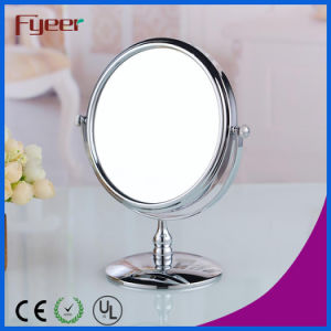 Fyeer Hot Sale Desktop 8 Inch Round Makeup Mirror pictures & photos
