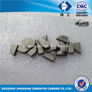 Hip Sintered Cemented Carbide Brazed Tips A412 pictures & photos
