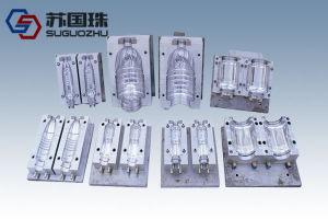 Pet Bottle Blowing Mould for Semi-Auto Hot Filling Machine